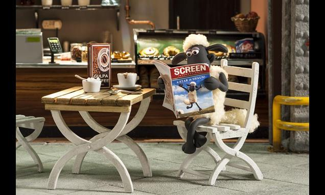 Shaun The Sheep reads Screen International